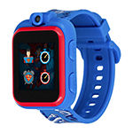 Itouch Playzoom Superman Boys Blue Smart Watch-50123m-18-Dbp