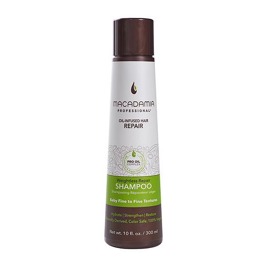 Macadamia Professional Weightless Moisture Shampoo - 10 oz.