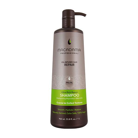 Macadamia Professional Ultra Rich Repair Shampoo - 33.8 oz.