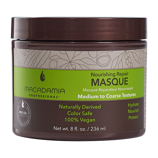 Macadamia Professional Nourishing Moisture Masque Hair Mask-8 oz.