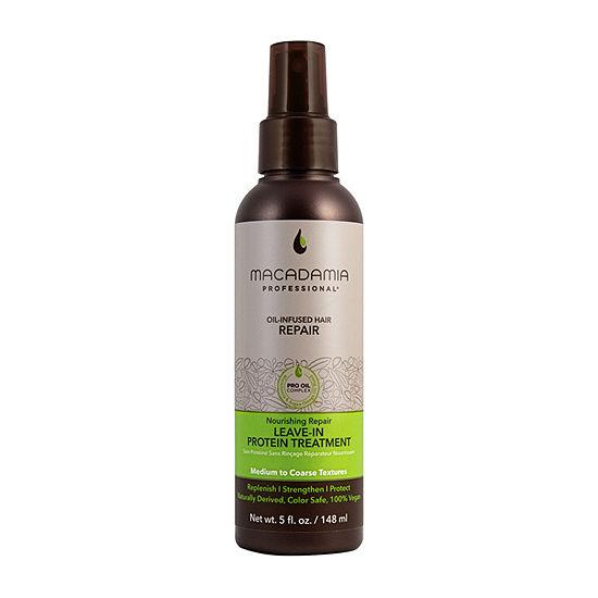 Macadamia Professional Nourishing Repair Leave-In Protein Hair Treatment - 5 oz.