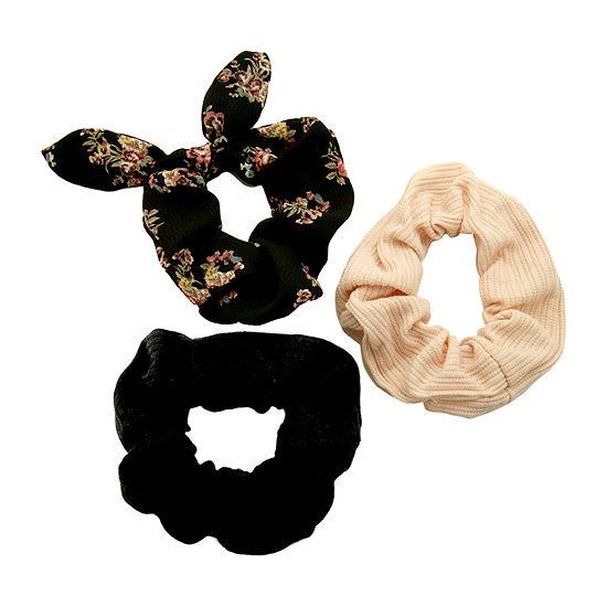 Arizona Scrunchie 3-pc. Hair Ties