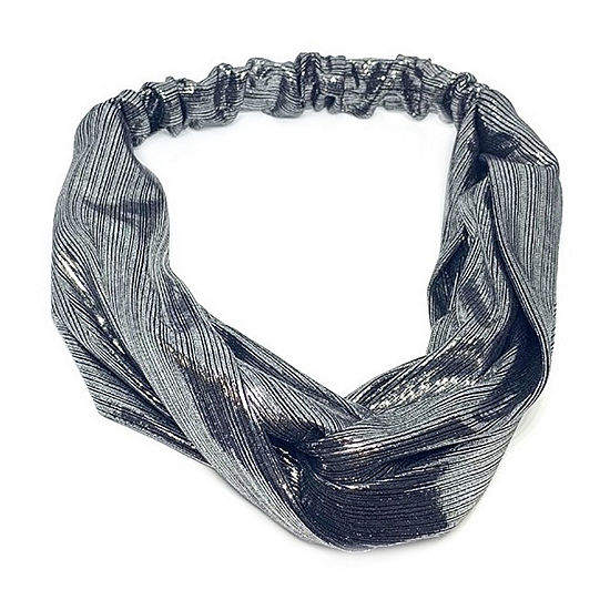 Mixit Metallic Hair Wrap