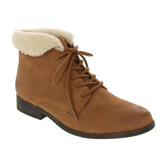 Gloria Vanderbilt Womens Claudette 2 Flat Heel Chelsea Boots