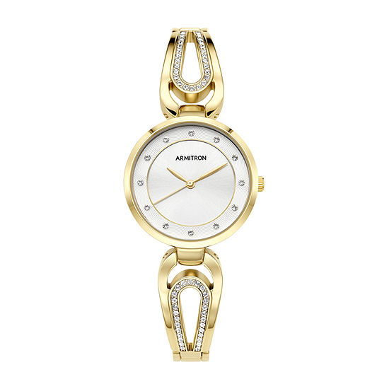 Armitron Womens Multicolor Bangle Watch-75/5708svgp