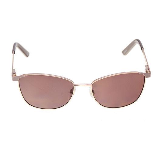 a.n.a Petite Square Womens Sunglasses