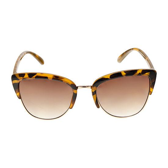 a.n.a Cateye Clubmaster Womens Sunglasses