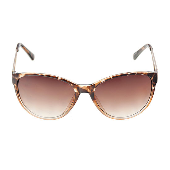 Mixit Plastic Cateye Womens Sunglasses