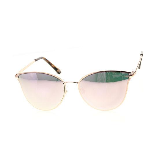 Worthington Small Cateye Womens Sunglasses