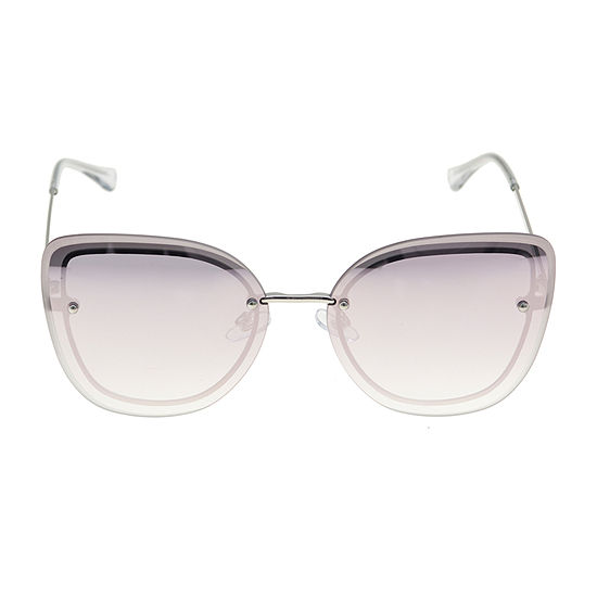 Worthington Metal Butterfly Womens Sunglasses