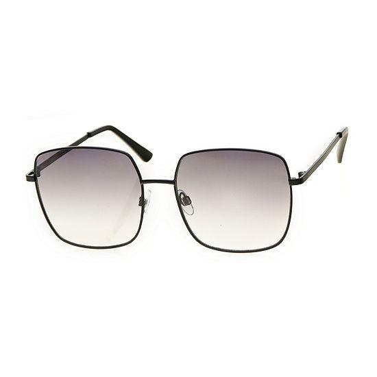 Worthington Oversized Square Womens Sunglasses