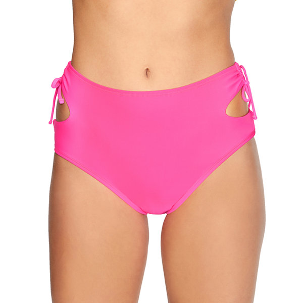 Arizona High Waist Bikini Swimsuit Bottom Juniors