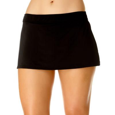 Liz Claiborne Womens Swim Skirt