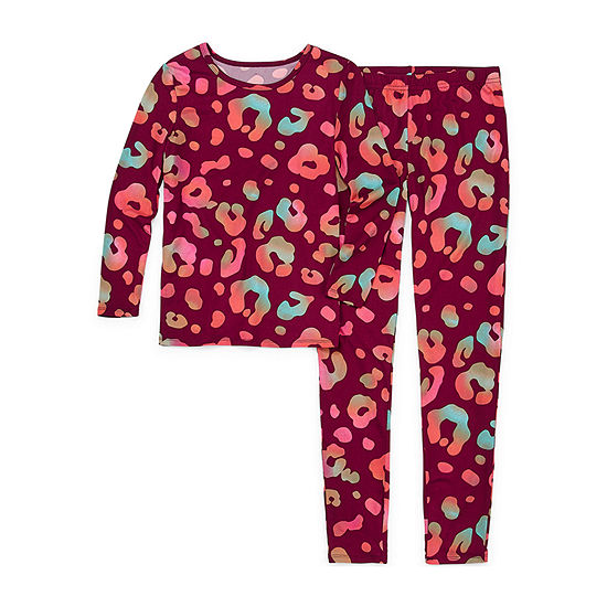 Arizona Girls 2-pc. Pant Pajama Set Preschool / Big Kid