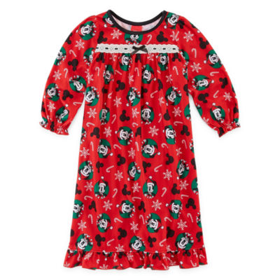 Disney Mickey Mouse Family Girls Nightgown - Toddler