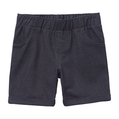 Okie Dokie Toddler Girls Bermuda Short