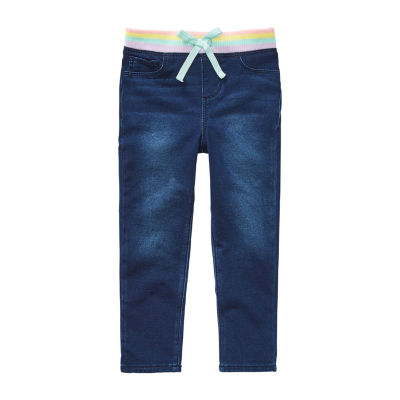 Okie Dokie Toddler Girls Skinny Fit Jean