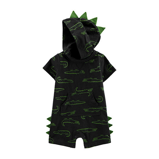 Carter's Baby Boys Short Sleeve Romper
