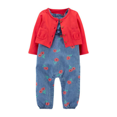Carter's Girls Overalls - Baby