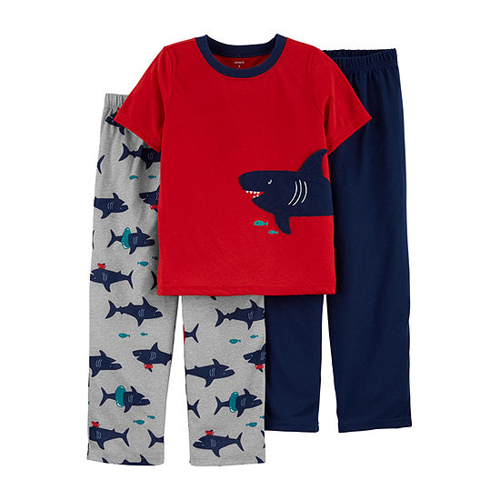 Carter's Boys 3-pc. Pajama Set Preschool / Big Kid
