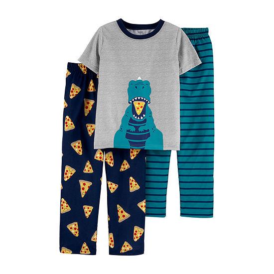 Carter's Little Kid / Big Kid Boys 3-pc. Pajama Set