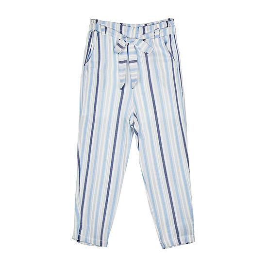 by&by girl Girls Wide Leg Pull-On Pants - Preschool / Big Kid