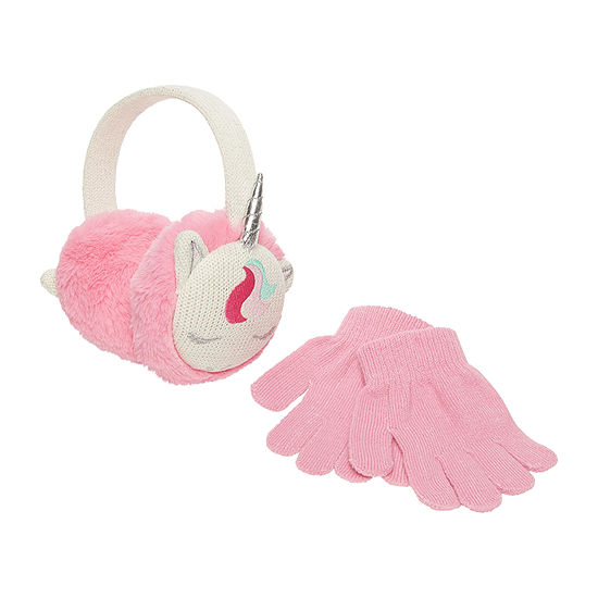 Capelli of N.Y. Girls Ear Muffs-Big Kid
