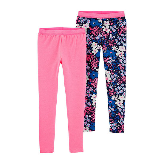 Carter's Girls Mid Rise Legging - Preschool / Big Kid