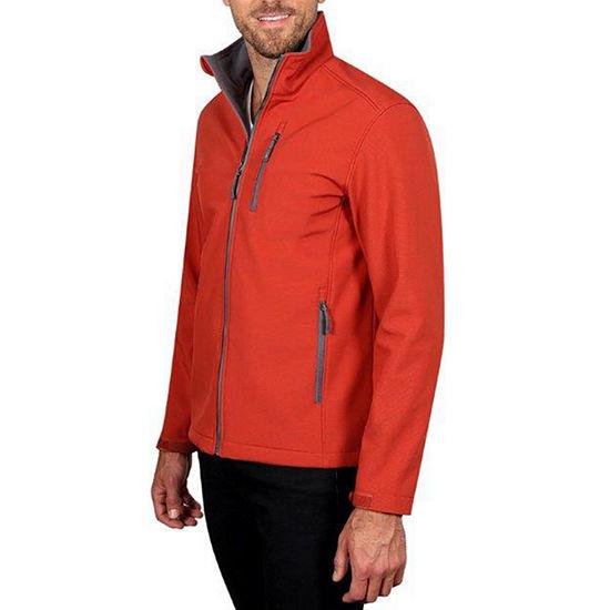 Haggar Midweight Softshell Jacket
