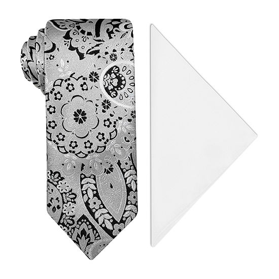 Steve Harvey Tie - Pocket Square Sets