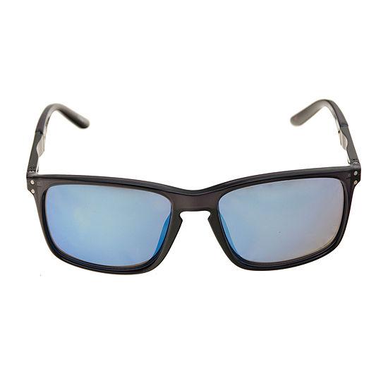 Dockers® Blue Lense Square Sunglasses