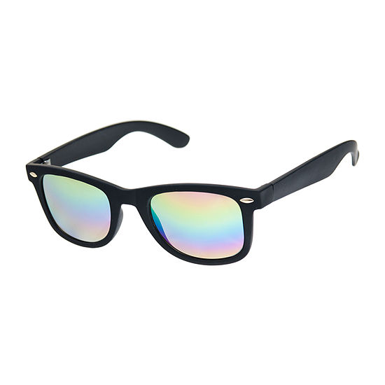 Arizona® Retro Rectangular Sunglasses