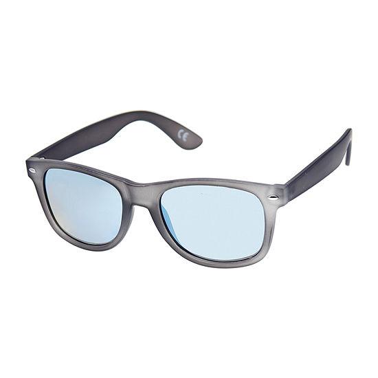 Arizona Mens Full Frame Square Sunglasses