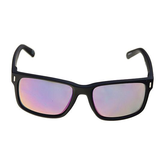 Arizona® Retro Rectangular Sunglasses