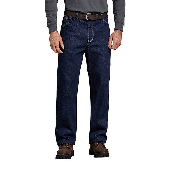 Dickies® Relaxed Straight Fit 5-Pocket Denim Jean