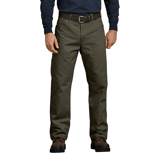 Dickies® Relaxed Fit Straight Leg Carpenter Duck Jean