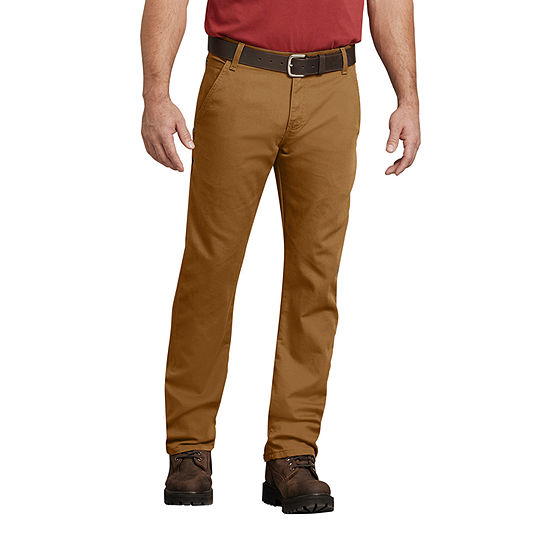 Dickies® FLEX Regular Fit Straight Leg Tough Max™ Duck Carpenter Pants
