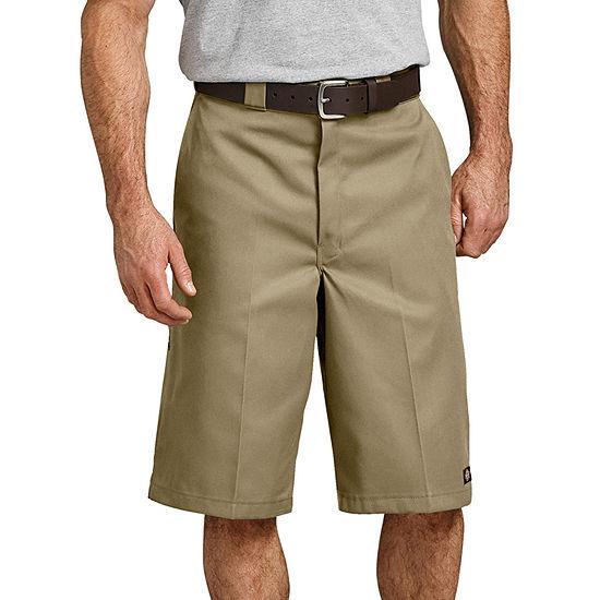 "Dickies® 13"" Multi–Pocket Workwear Twill Shorts"