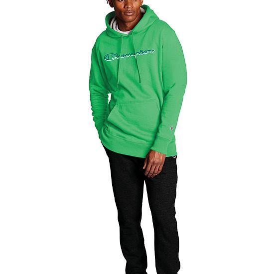 Champion Powerblend Fleece Mens Long Sleeve Hoodie