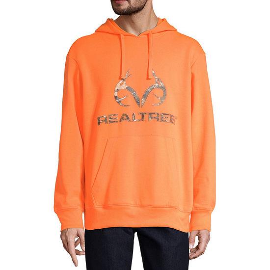 Realtree Mens Long Sleeve Hoodie - Big and Tall
