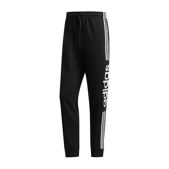 adidas Big and Tall Mens Athletic Fit Pull-On Pants