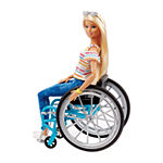 Barbie Fashionista Doll With Wheelchair