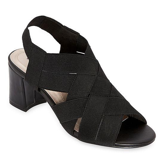 east 5th Womens Needmore Heeled Sandals