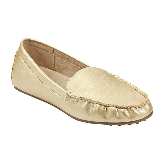 Aerosoles Womens Over Drive Round Toe Loafers