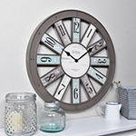 Firstime Numeral Spokes Wall Clock