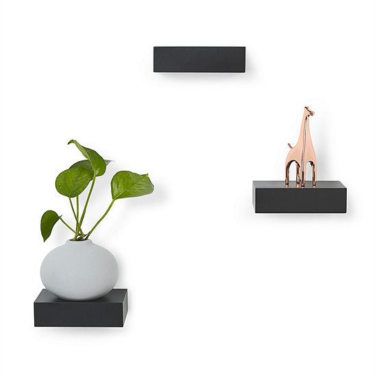 Umbra Showcase 3-pc. Wall Shelf
