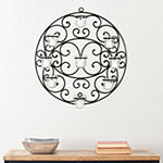Safavieh Tea Light Abstract Metal Wall Art