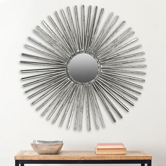 Safavieh Shanira Silver Wall Mirror