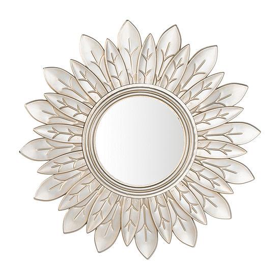 Safavieh Alba Champagne Wall Mirror