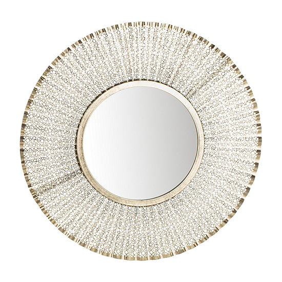 Safavieh Foster Silver Wall Mirror